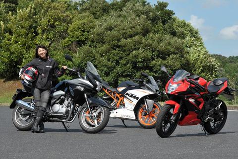 バイクの性能って250ccあれば十分じゃね?