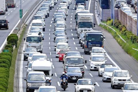 【大分合同新聞・ミニ事件簿】スマホのナビ信用、ミニバイクで高速道路へ 10代男性厳重注意