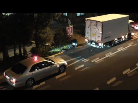 45歳トラック運転手だけど、警察に捕まった!(´;ω;`)