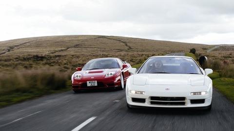 結局 日本車最高傑作はNSX-Rでいいな?