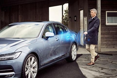 【自動車】ボルボ、車の鍵をなくしスマホアプリでデジタル化へ 業界初