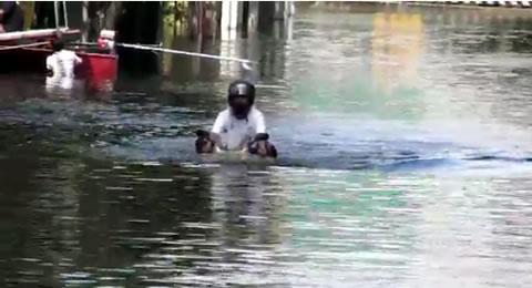 友達のバイクが完全水没したんだが復活させれる?