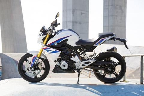 普通二輪免許でOK BMWが新バイク ファン拡大狙う