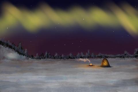 aurora-borealis-4829959_640
