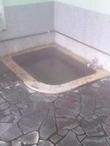 中山平温泉 あすか旅館さんのアルカリ性単純温泉。