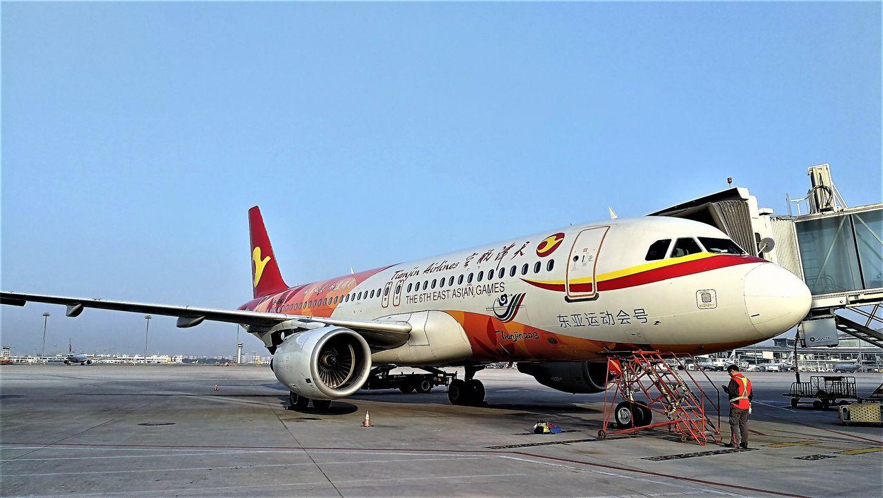 中国 飛行機