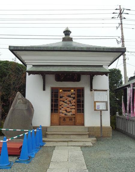 川越成田山5