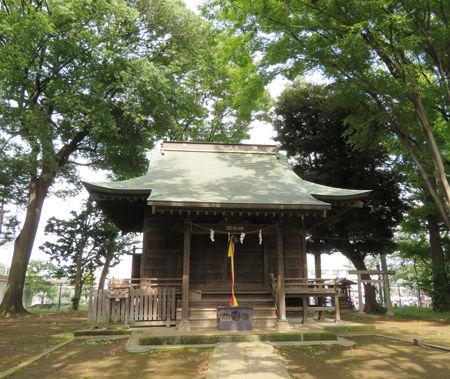 鷺宮八幡神社・愛宕6