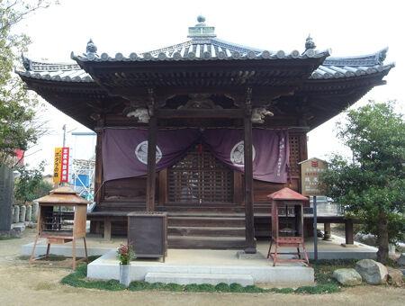86志度寺・20131