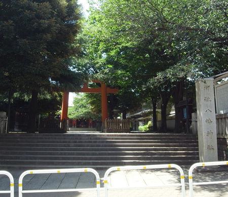 八幡神社・旗ヶ岡5