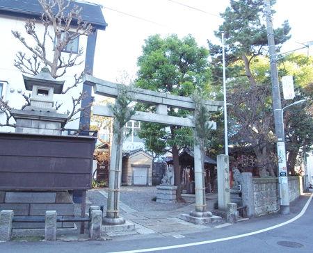 広尾稲荷7