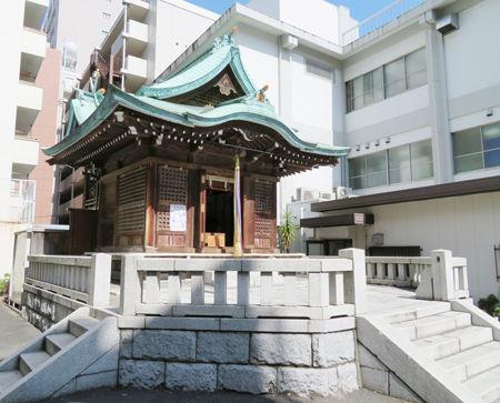 鷲神社・大森1
