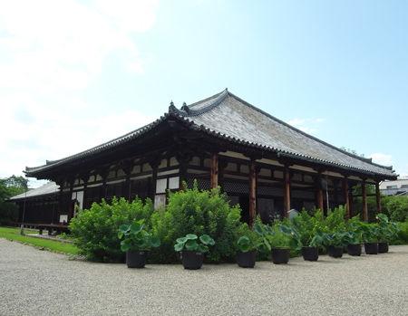 5元興寺・極楽堂