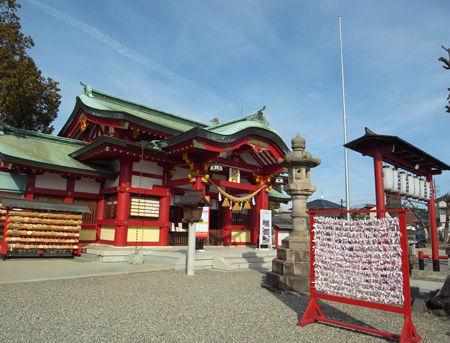 上野天満宮3