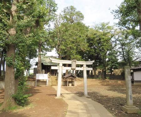 鷺宮八幡神社・愛宕4