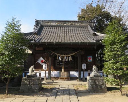 栗橋八坂神社3