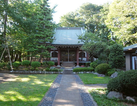 赤堤山・善性寺