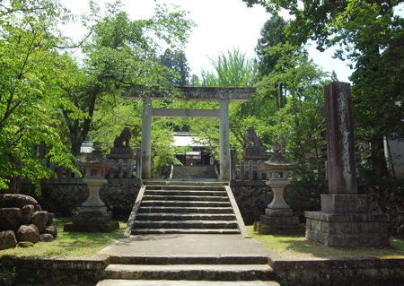 飛騨護国神社9