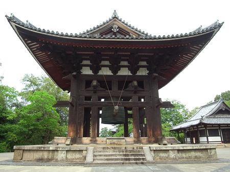 東大寺・鐘楼
