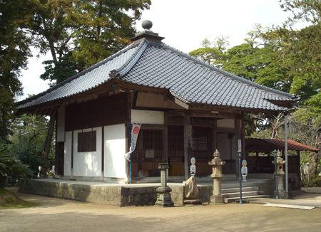23神門寺・観音堂