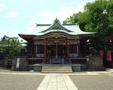 諏訪神社9