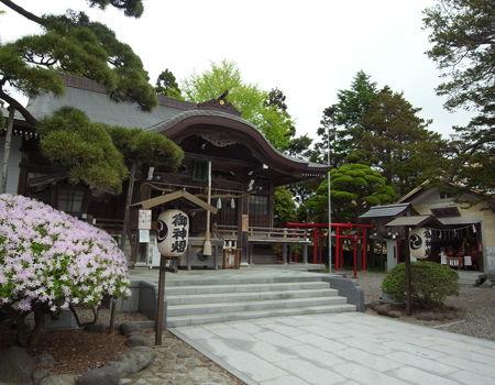 湯倉神社0