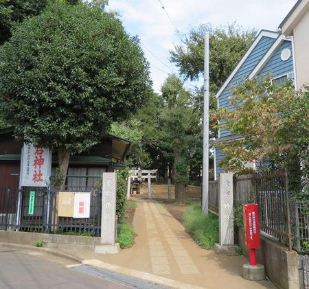 鷺宮八幡神社・愛宕3