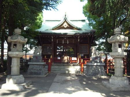 立石熊野神社7