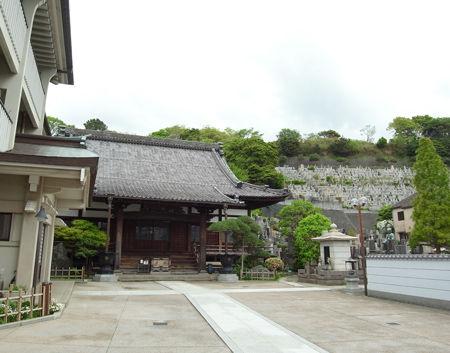 海照寺・横浜
