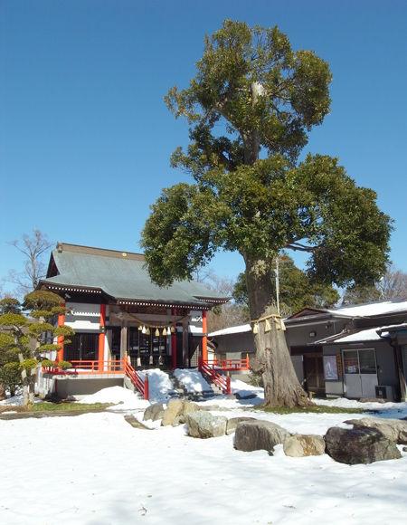 金ヶ作熊野神社8