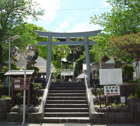 走水神社6