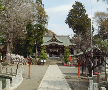 相模国総社六所神社