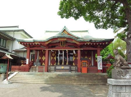 穴守稲荷神社