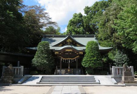 春日部八幡神社h300