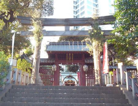 金王八幡宮2