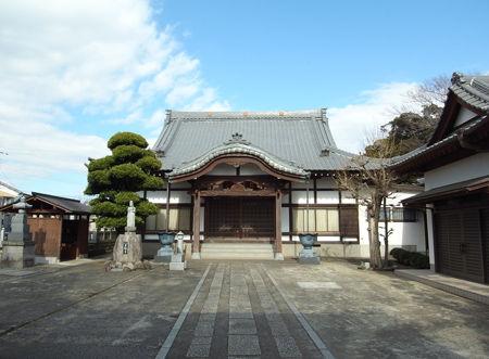 長福寺・船橋
