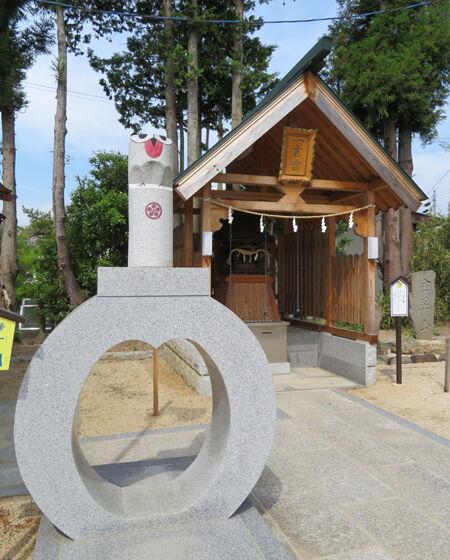 西根神社5