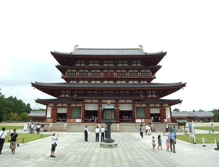 奈良薬師寺