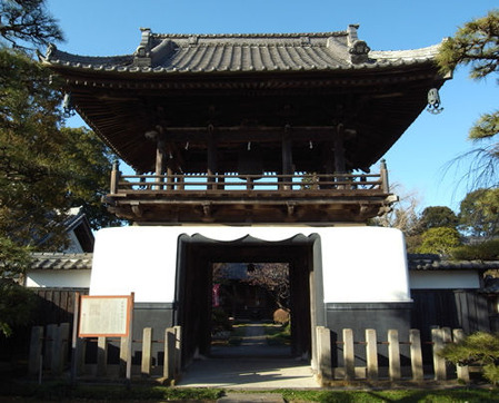 広福寺・山門