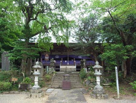 20西明寺・本堂