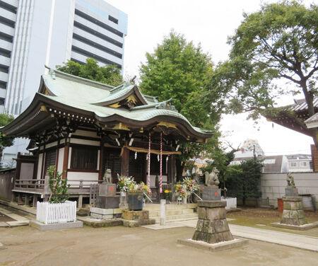 稲荷神社・綾瀬3