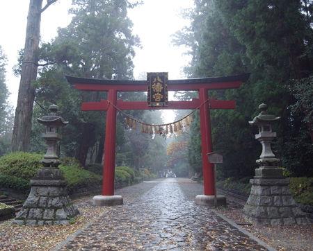 大崎八幡宮1