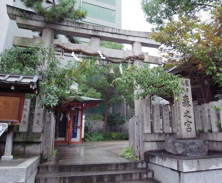 森之宮神社