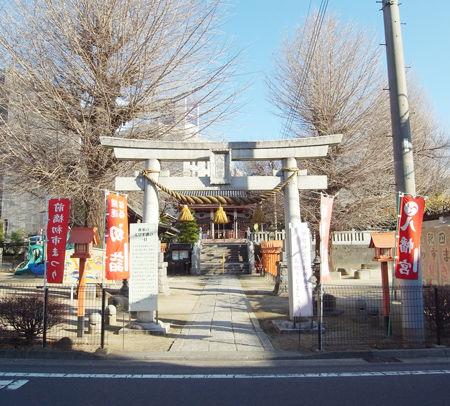 前橋八幡宮4