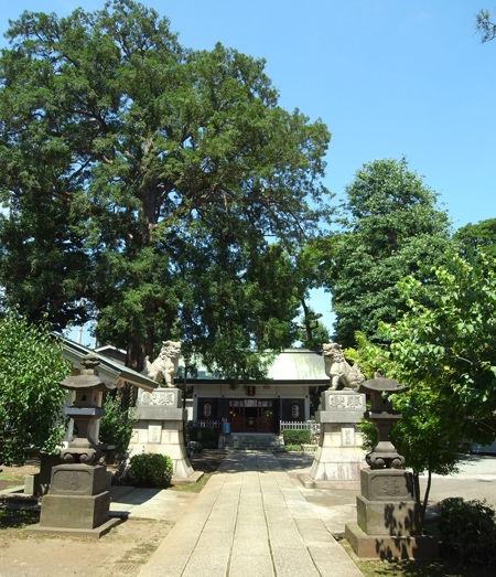 天祖神社・下神明5
