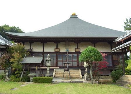享保寺・本堂