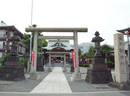 羽田神社4
