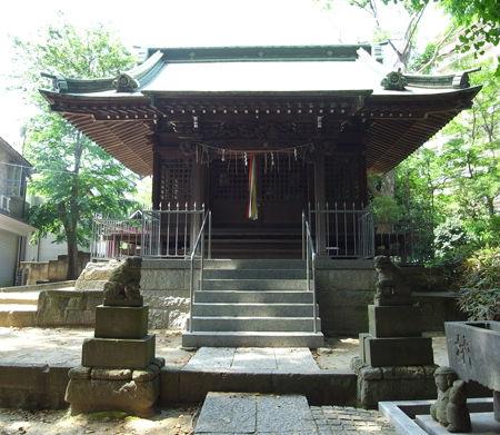 溝口神社・久地神社6