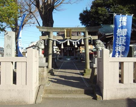 坂戸御嶽神社1