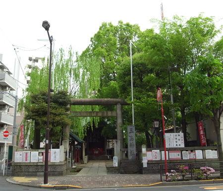 下谷三島神社0